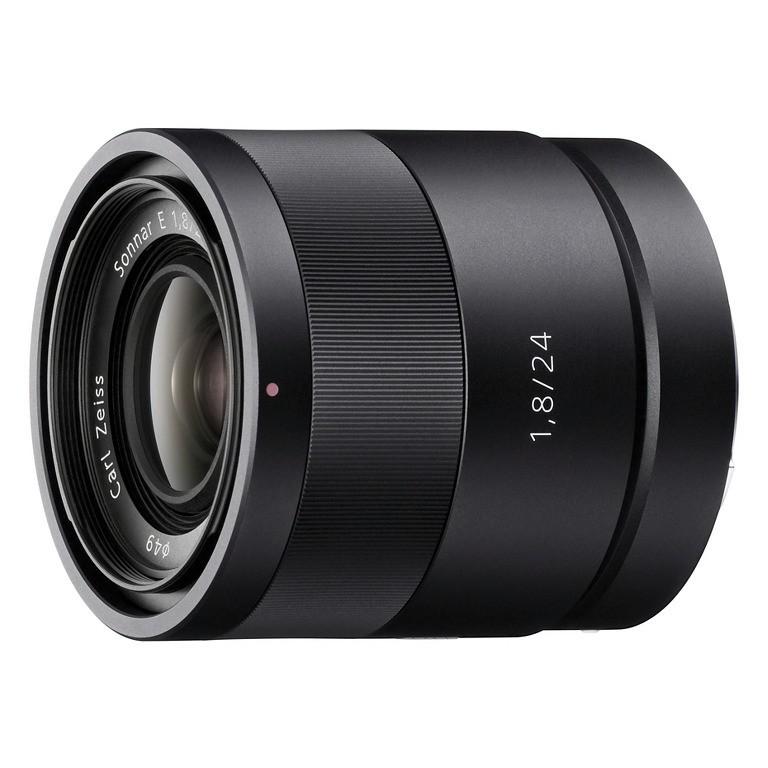 Obiektyw Sony E Carl Zeiss Sonnar T* 24mm f/1,8 ZA (SEL-24F18Z)