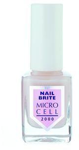 Micro Cell Nail Brite odżywka rozjaśniająca i redukująca przebarwienia