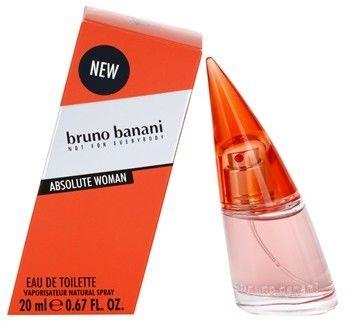 Bruno Banani Absolute Woman - damska EDT 20 ml