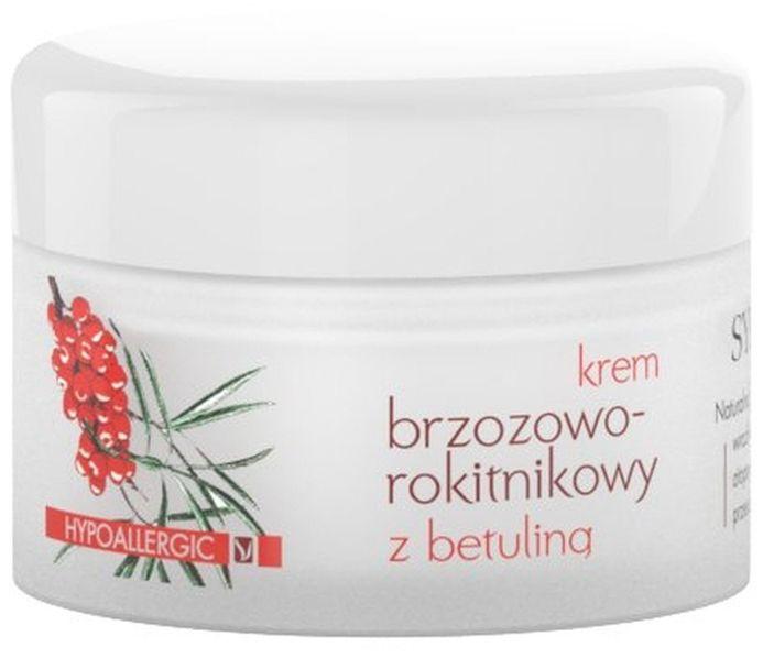 Krem Brzozowo - Rokitnikowy z Betuliną - 50ml - Sylveco