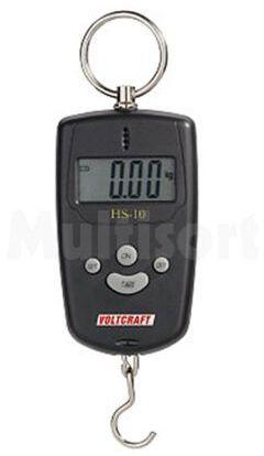 Elektroniczna waga ręczna HS-10 do 10kg
