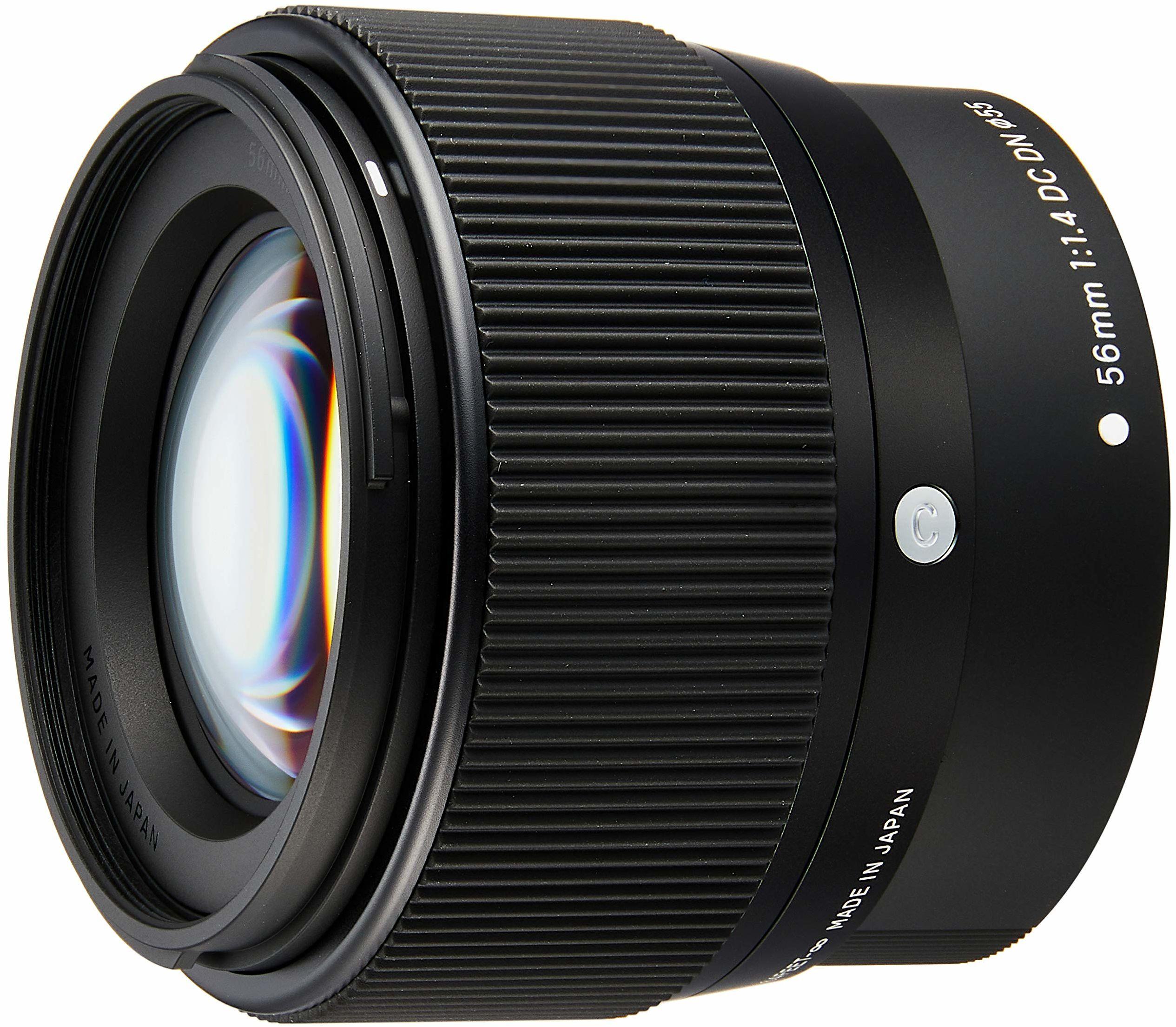 Sigma Obiektyw 56 Mm F/1,4 (C) Af Dc Dn Mocowanie Canon Ef-M X,351971