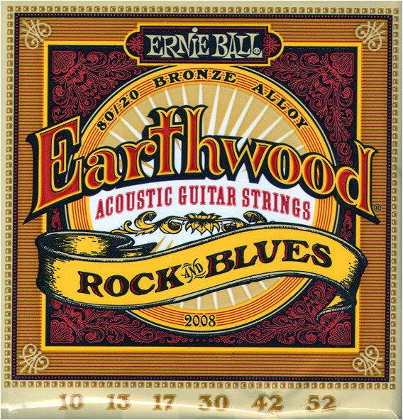 ERNIE BALL EB 2008 - struny do gitary akustycznej