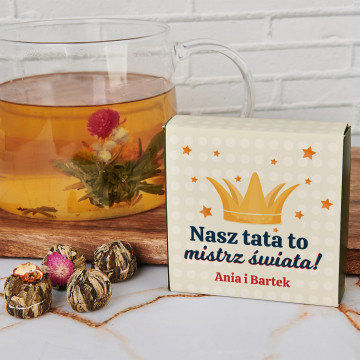 Tata mistrz świata - Herbata kwitnąca