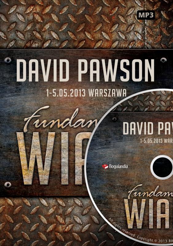 Fundamenty wiary - David Pawson - wykłady CD/MP3