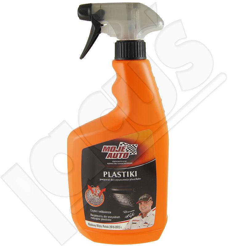 Preparat do czyszczenia plastiku MA Professional 650ml