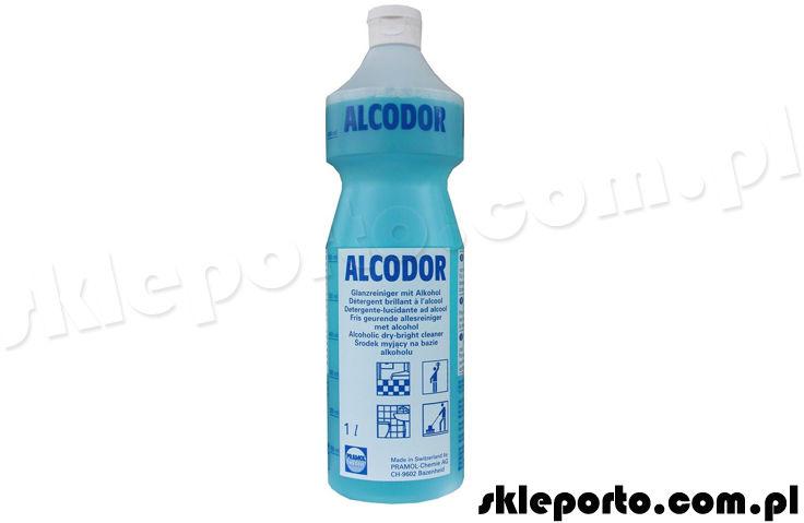 Pramol Alcodor 1 Litr - preparat do mycia wszystkich powierzchni wodoodpornych na bazie alkoholu