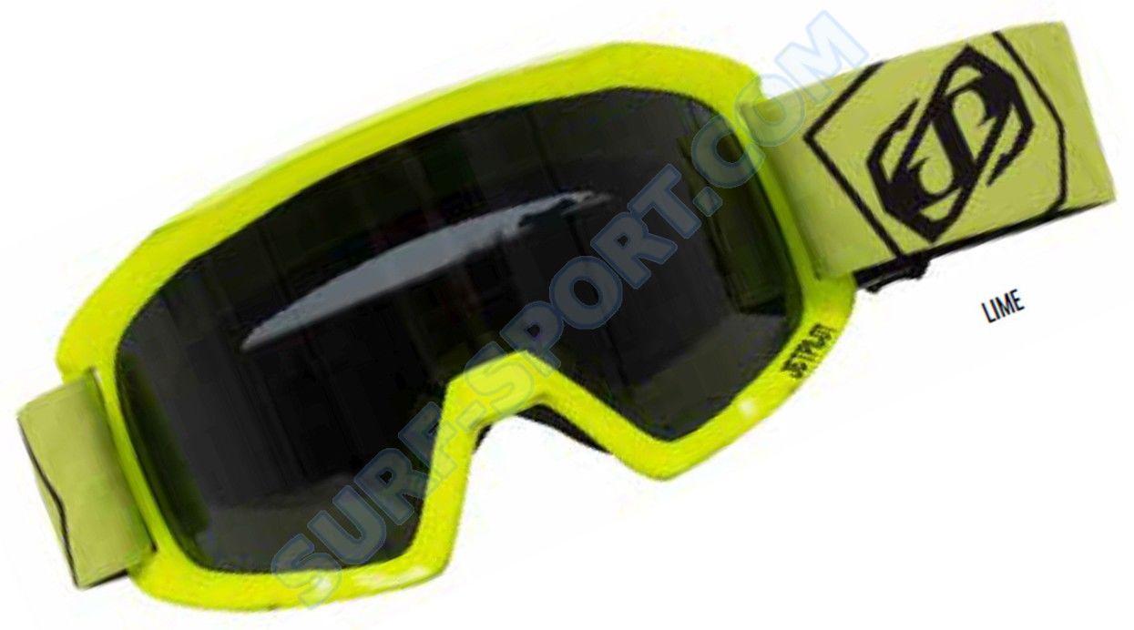 Gogle Na Skuter Wodny Jet Pilot H2o Floating Goggles 2021-Lime