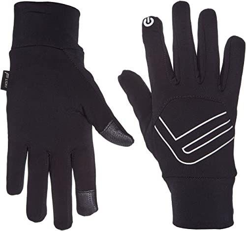 F-lite Head Accessoires Thermo GPS Gloves rękawiczki, czarne, M