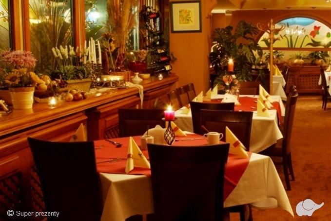 Romantyczna kolacja dla dwojga w Restauracji Max