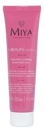 MIYA Cosmetics myBEAUTYpeeling Naturalny peeling enzymatyczny 60ml