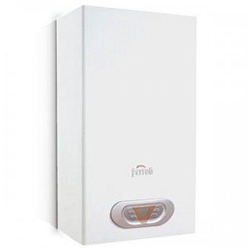 Gazowy podgrzewacz wody ZEFIRO SKY ECO F LPG 7,6-19,5 kW LCD