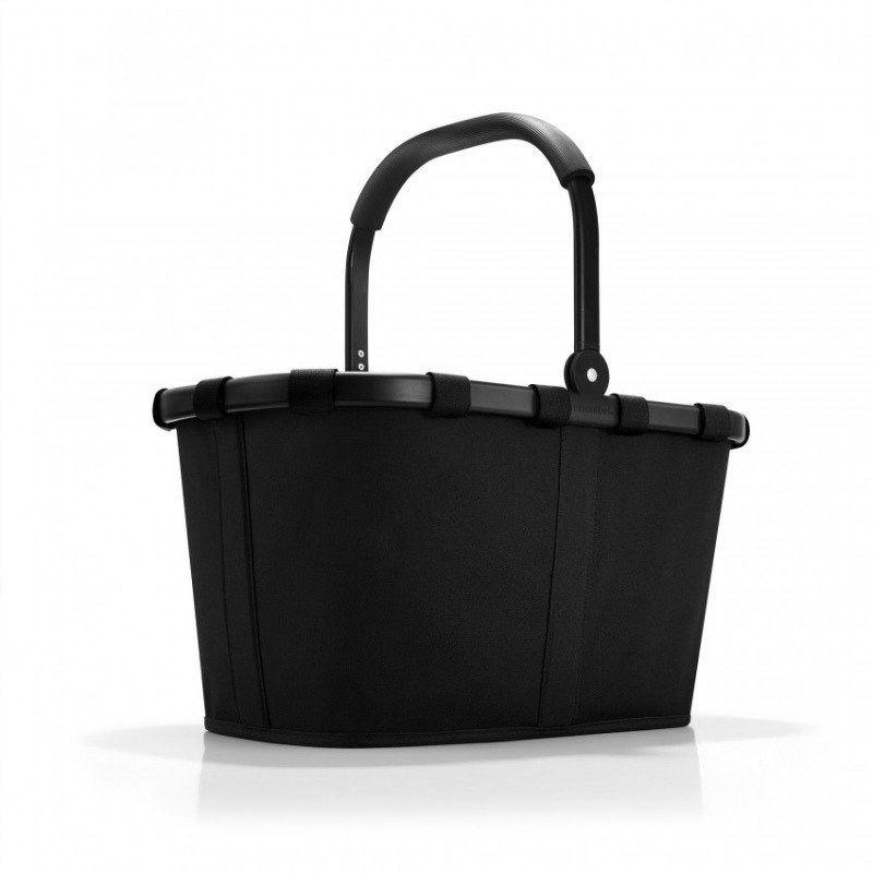 Reisenthel - koszyk na zakupy carrybag - frame black/black