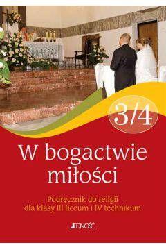 W bogactwie miłości-kl.3 liceum podręcznik