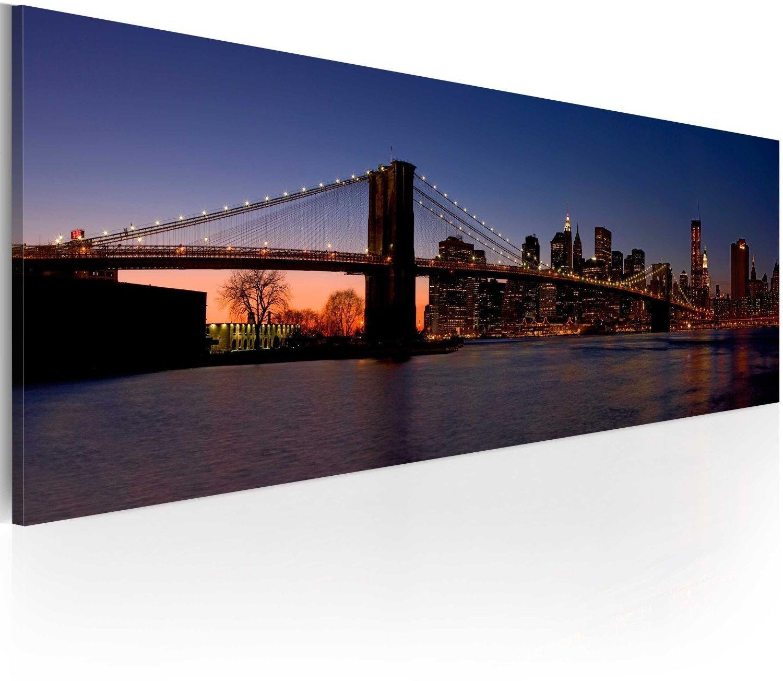 Obraz - most brookliński - panorama
