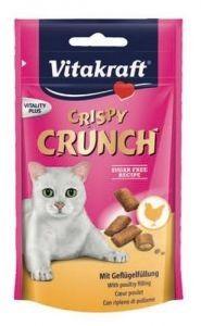 Vitakraft Crispy Crunch z drobiem 60g