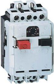 Wyłącznik silnikowy 3P 0,12kW 0,4-0,63A M 611 N 0,63 6112-170001