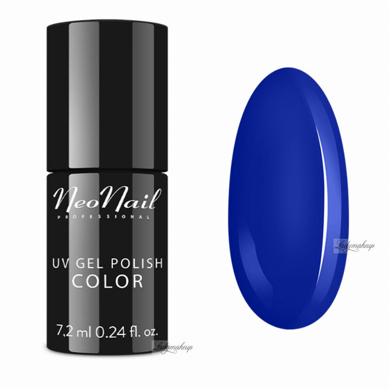 NeoNail - UV GEL POLISH COLOR - BOHO - Lakier hybrydowy - 6 i 7,2 ml - 5606-7 - NIGHT SKY