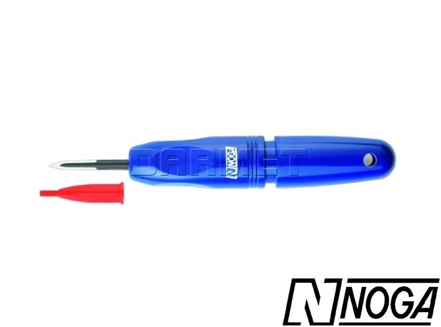 Skrobak regulowany do pow. płaskich - NOGA (YT1200)