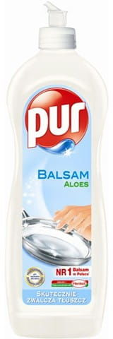 Płyn do mycia naczyń Pur 750ml