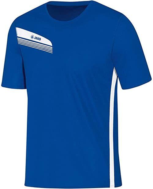 Jako T-shirt Athletico, royal/biały, M