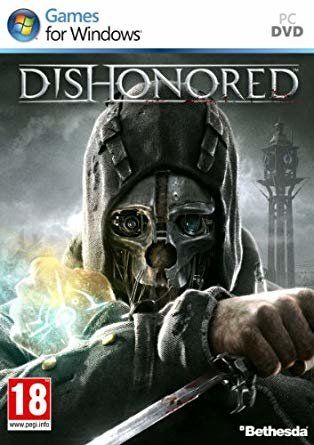 Dishonored (PC) klucz Steam