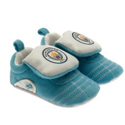 Manchester City - buciki 6-9 mies.