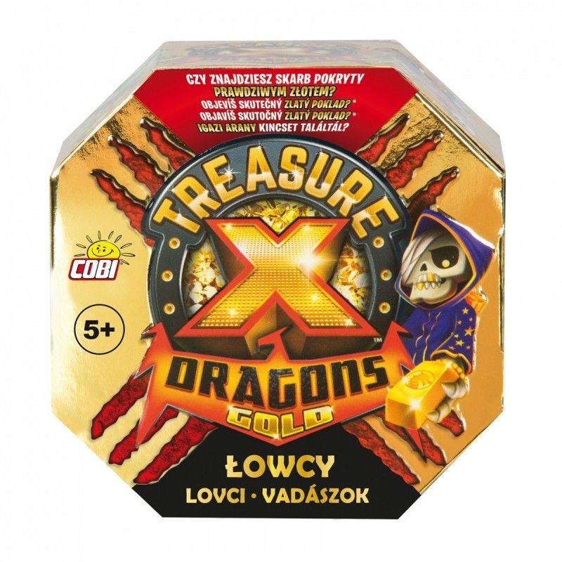Figurka Treasurex S2 Dragons Łowca 1pak