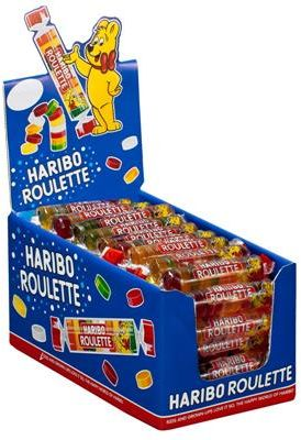 Dropsy Haribo Roulette 25g