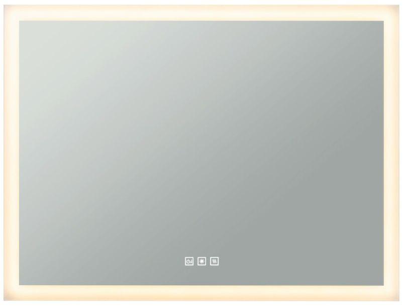 Lustro Mirra PL93013 Paulmann lustro łazienkowe z regulacją temperatury barwowej