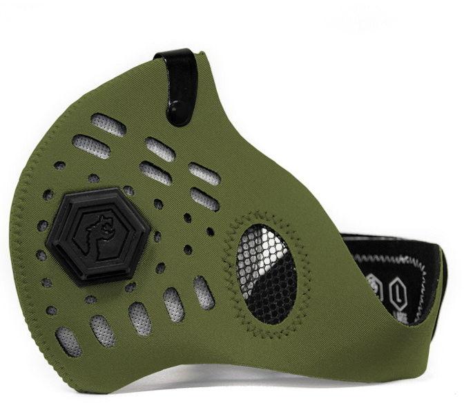 Maska antysmogowa Sport II Dragon - DOSTĘPNY WYŁĄCZNIE rozmiar S
