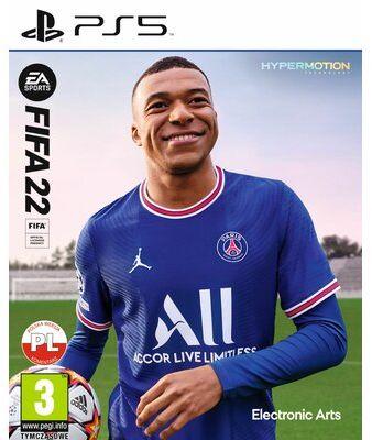 Gra PS5 FIFA 22. > DARMOWA DOSTAWA ODBIÓR W 29 MIN DOGODNE RATY