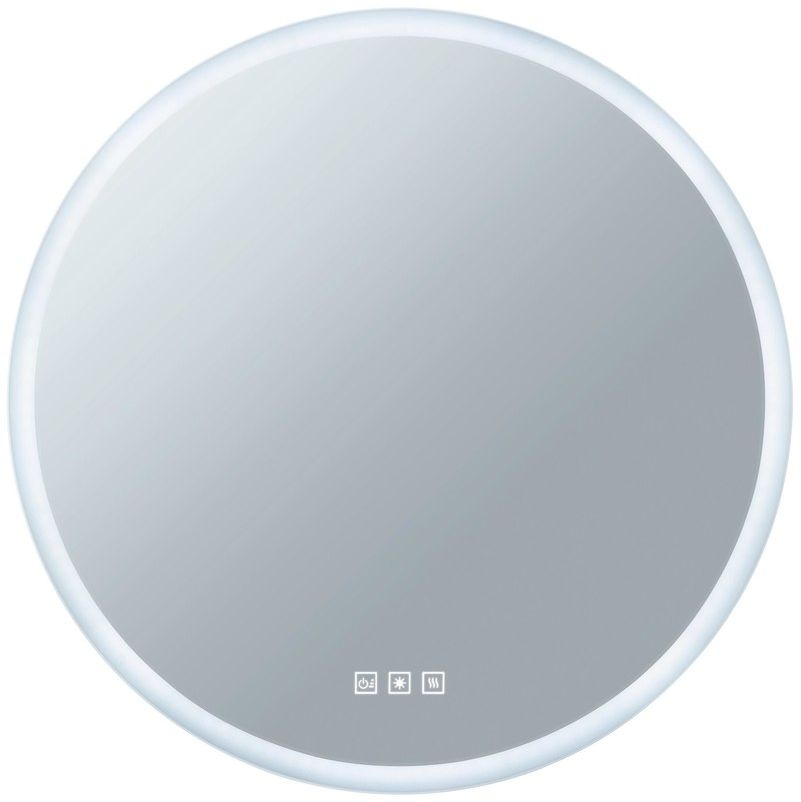 Lustro okrągłe Mirra PL78952 Paulmann lustro łazienkowe z regulacją temperatury barwowej