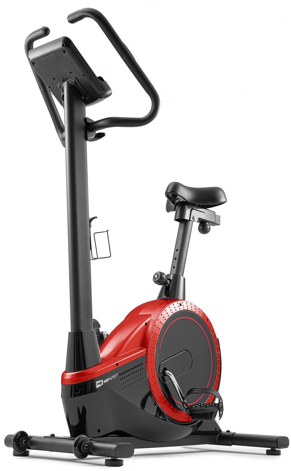 Rower elektryczno-magnetyczny HS-060H Exige Czerwony
