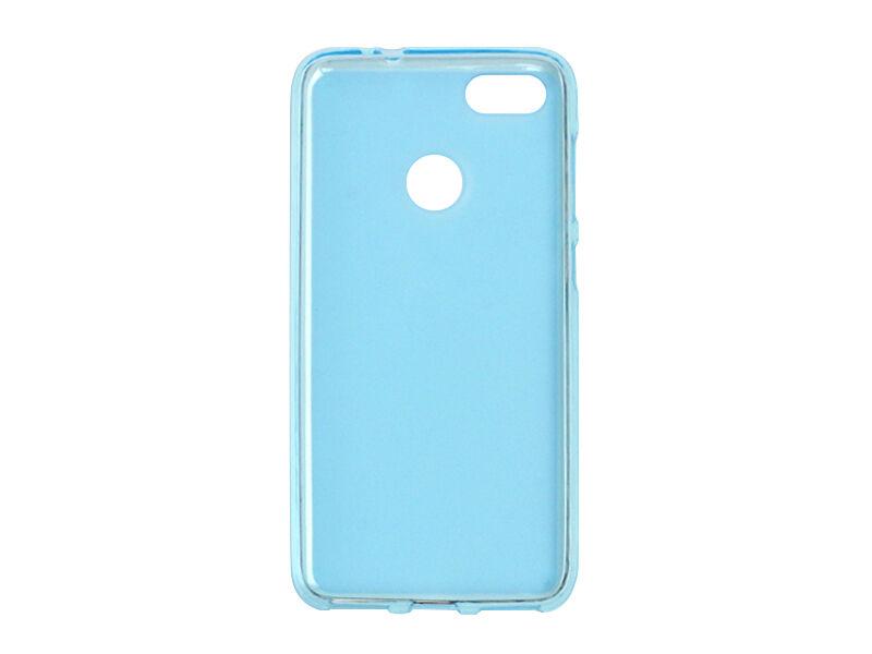 Huawei P9 Lite Mini - etui na telefon FLEXmat Case - niebieski