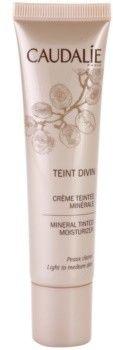 Caudalie Teint Divin Mineralny krem nawilżająco-tonujący odcień Light To Medium Skin 30 ml