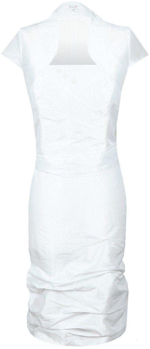 Sukienki Sukienka Suknie FSU154 BIAŁY