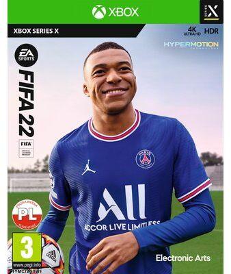 Gra Xbox Series FIFA 22. > DARMOWA DOSTAWA ODBIÓR W 29 MIN DOGODNE RATY