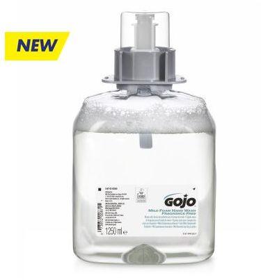 Łagodne, bezzapachowe mydło w piance GOJO FMX - 1250 ml