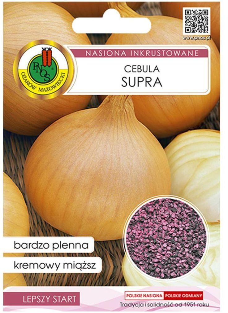 Cebula Supra nasiona inkrustowane PNOS