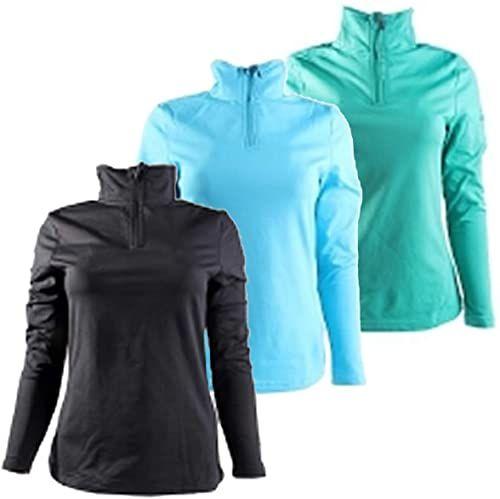 McKINLEY damska koszulka Cypress, czarna, 42