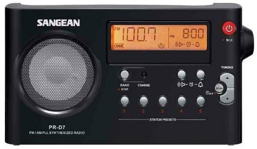 Sangean PR-D7 (czarny) - 10,97 zł miesięcznie