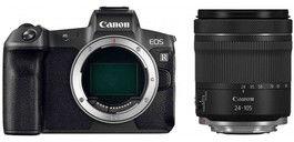 Canon EOS R +RF 24-105 F4.0-7.1 IS STM czarny