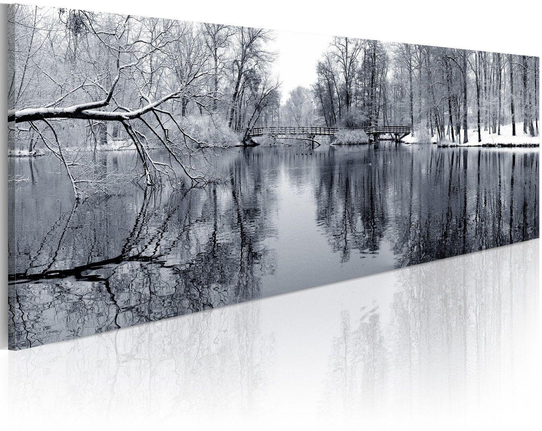 Obraz - pejzaż: zima