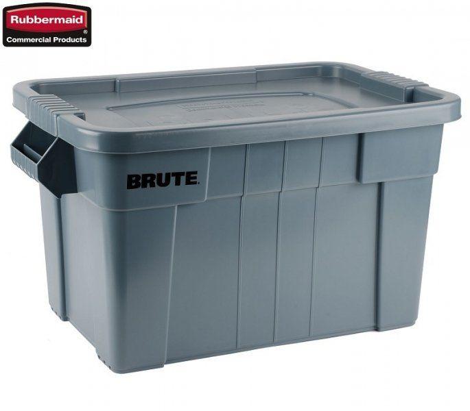 Skrzynka BRUTE  75,5L Grey SKLEP RUBBERMAID