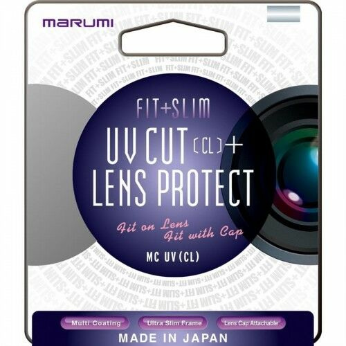 MARUMI FIT+SLIM MC UV (CL) 82mm filtr fotograficzny
