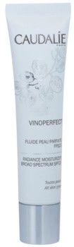 Caudalie Vinoperfect fluid rozjaśniający i nawilżający do ujednolicenia kolorytu skóry SPF 20 40 ml
