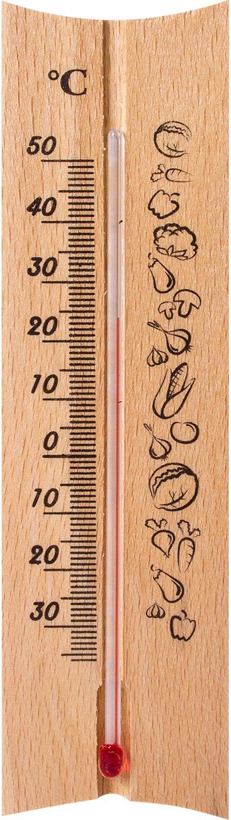 Termometr pokojowy z grafiką - Warzywa