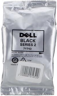 oryginalny atrament Dell 7Y743 [592-10043] black