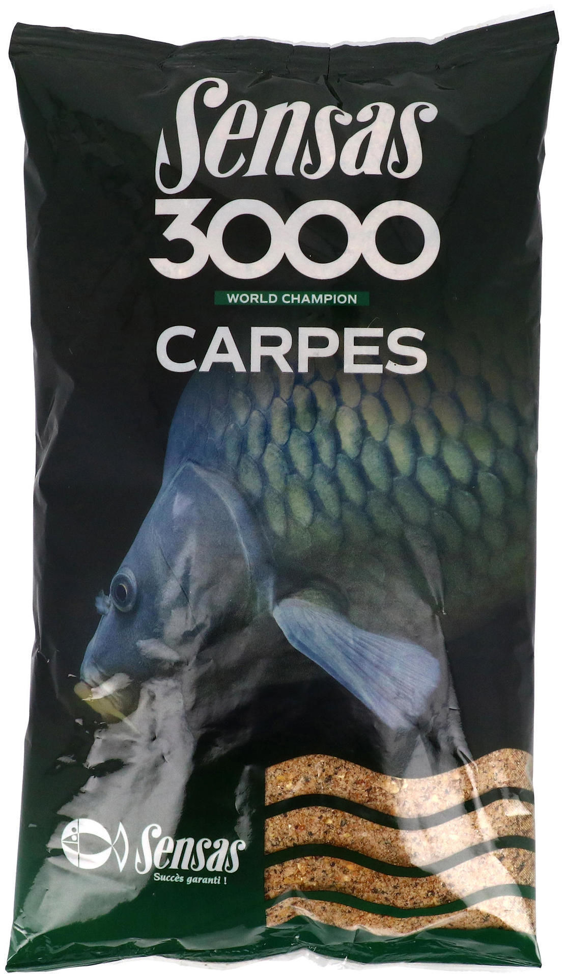 Zanęta 3000 na karpie 1 kg